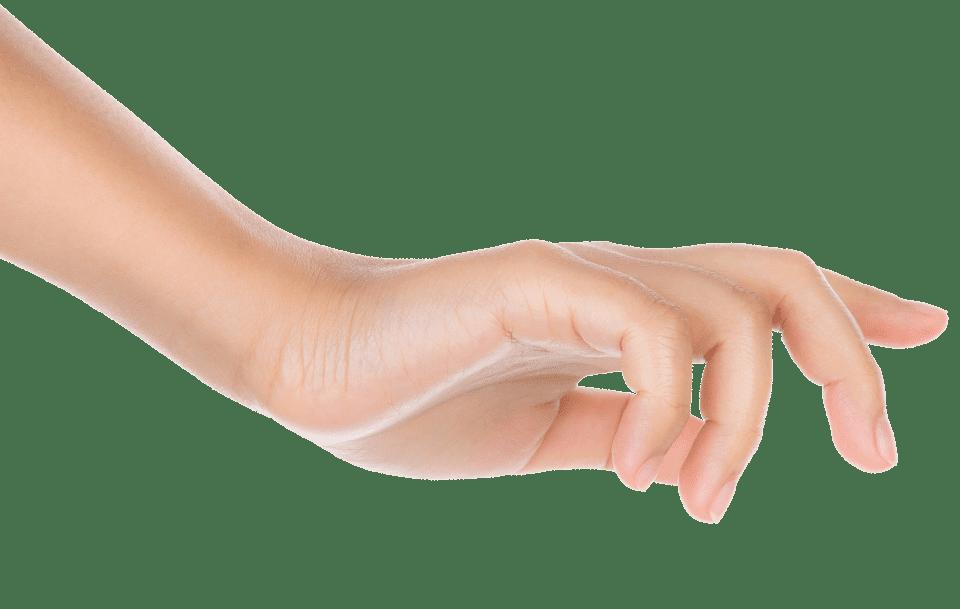 Рука на прозорому тлі. ЮК Армада - Юридичний супровід бізнесу